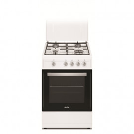 Simfer Cooker 4401SGRBB Hob type Gas