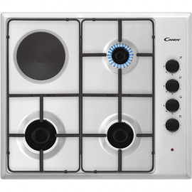 Candy Hob CMG3H1X Gas/Electric 3+1
