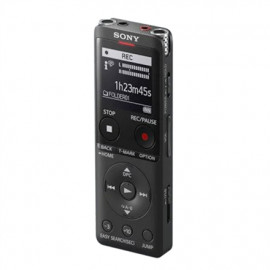 Sony Digital Voice Recorder ICD-UX570 LCD