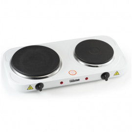 Tristar Free standing table hob KP-6245 Number of burners/cooking zones 2