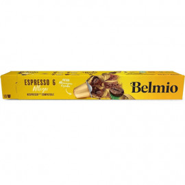 Belmoca Belmio Sleeve Espresso Allegro Coffee Capsules for Nespresso coffee machines