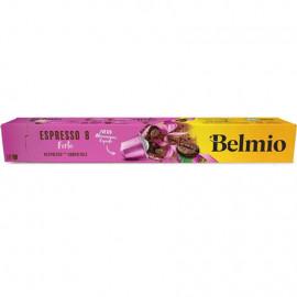 Belmoca Belmio Sleeve Espresso Forte Coffee Capsules for Nespresso coffee machines