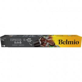 Belmoca Belmio Sleeve Espresso Ristretto Coffee Capsules for Nespresso coffee machines
