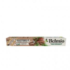 Belmoca Belmio Sleeve BIO/Single Origine Guatemala Coffee Capsules for Nespresso coffee machines
