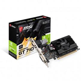 MSI GeForce GT 710 2GD3 LP NVIDIA