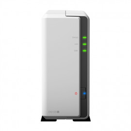 Synology Tower NAS DS120j up to 1 HDD/SSD