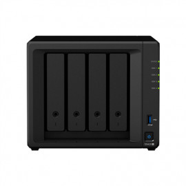 Synology Tower NAS DS420+ up to 4 HDD/SSD Hot-Swap