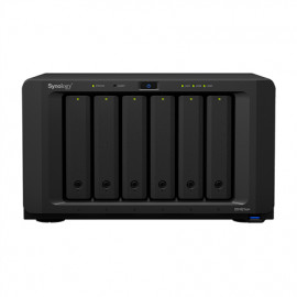 Synology Tower NAS DS1621xs+ up to 6 HDD/SSD Hot-Swap