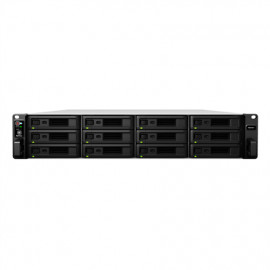 Synology Rack NAS RS2418+ up to 12 HDD/SSD Hot-Swap