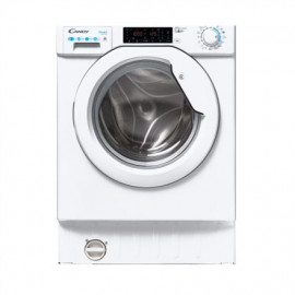 Candy Washing Machine with Dryer CBDO485TWME/1-S Energy efficiency class A