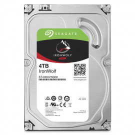 Seagate NAS HDD IronWolf 4TB ST4000VN008 5900 RPM