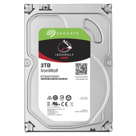 Seagate NAS HDD IronWolf 3TB ST3000VN007 5900 RPM