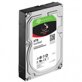 Seagate NAS HDD IronWolf 8TB ST8000VN004 7200 RPM