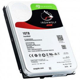 Seagate NAS HDD IronWolf 10TB ST10000VN0008 7200 RPM