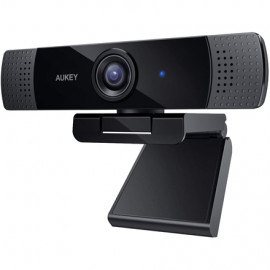 Aukey Webcam PC-LM1E Black
