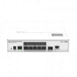MikroTik CRS212-1G-10S-1S+IN Cloud Router Switch Managed