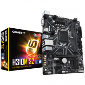 Gigabyte H310M S2 1.0 Processor family Intel