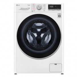 LG Washing machine with steam function F2WN4S6S0 Energy efficiency class E