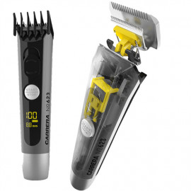 Carrera Trimmer No. 623 Hair clipper + 526 Universal Charging Station Cordless or corded