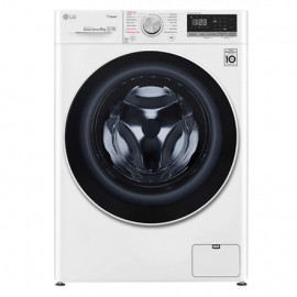 LG Washing machine with steam function F4WN409S0 Energy efficiency class D