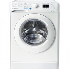 INDESIT Washing machine BWSA 61251 W EE N Energy efficiency class F