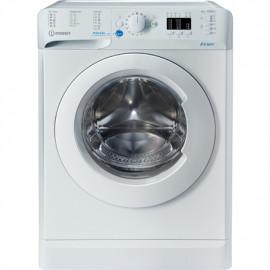 INDESIT Washing machine BWSA 61051 W EU N Energy efficiency class F