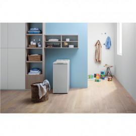INDESIT Washing machine BTW L60300 EE/N Energy efficiency class D
