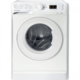 INDESIT Washing machine MTWA 61251 W EE Energy efficiency class F