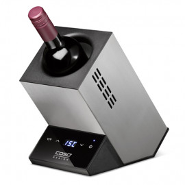 Caso Wine cooler for one bottle WineCase One Free standing
