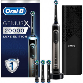 Oral-B Electric toothbrush Genius X Luxus Edition Rechargeable