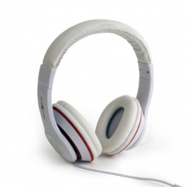 """Gembird MHS-LAX-W Stereo headset """"Los Angeles"""" 3.5mm (1/8 inch)"""