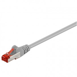 Goobay 93650 CAT 6 patch cable S/FTP (PiMF)